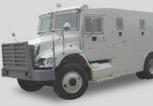 Armored car manufacturer corrected vehicle design