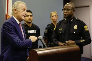 Lawyer Steve Yerrid donates 75 body armor vests for Tampa Police Department